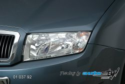 Auto tuning: Light screens - for paint