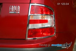 Auto tuning: Rear light cover - Fabia Combi  9/2004 ->