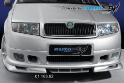 Auto tuning: Front spoiler - for paint