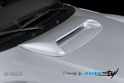 Auto tuning: Heating bonnet  - for paint