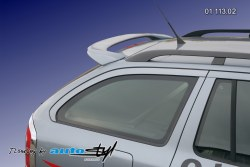 Auto tuning: Roof spoiler