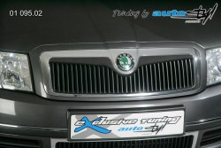 Auto tuning: Front grille -  for paint