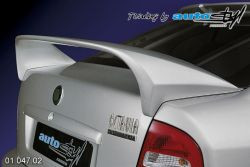 Auto tuning: Big rear wing - WRC