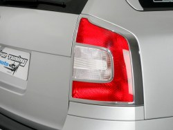 Auto tuning: Rear light cover - Octavia Combi  9/2004 ->