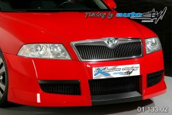 Auto tuning: Body kit front fender