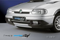 Auto tuning: Front spoiler