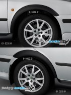 Auto tuning: Fender trims - black design*