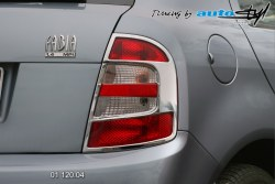 Auto tuning: Rear light cover - Fabia   -> 8/2004