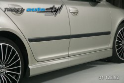 Auto tuning: Side skirts