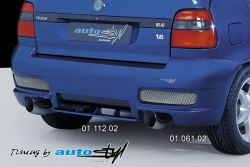 Auto tuning: Rear spoiler - model 2003 (p�evlek)