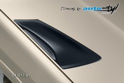 Auto tuning: Hood expiration - black design