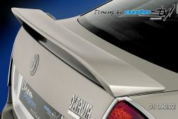 Auto tuning: Rear wing spoiler