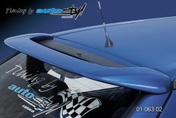 Auto tuning: Wing upon the window  - model 2003