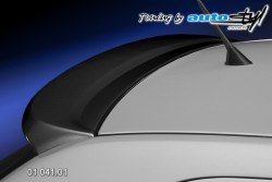 Auto tuning: Roof spoiler - black