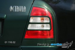 Auto tuning: Rear light cover - for paint