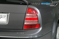 Auto tuning: Rear light cover